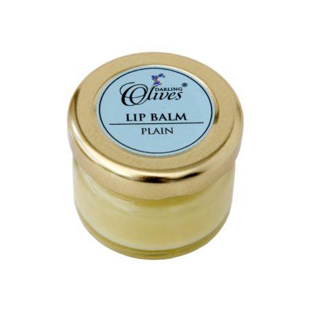 how to make plain lip balm